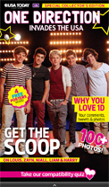 One Direction for Kindle Fire