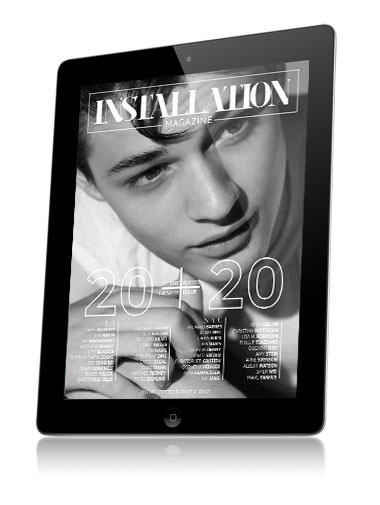 Installation Magazine for iPad and iPhone Made with Mag+ Tools for Digital Publishing