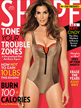 Shape Magazine for iPad is made with Mag+