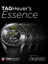 TAG Heuer's Essence for iPad is made with Mag+