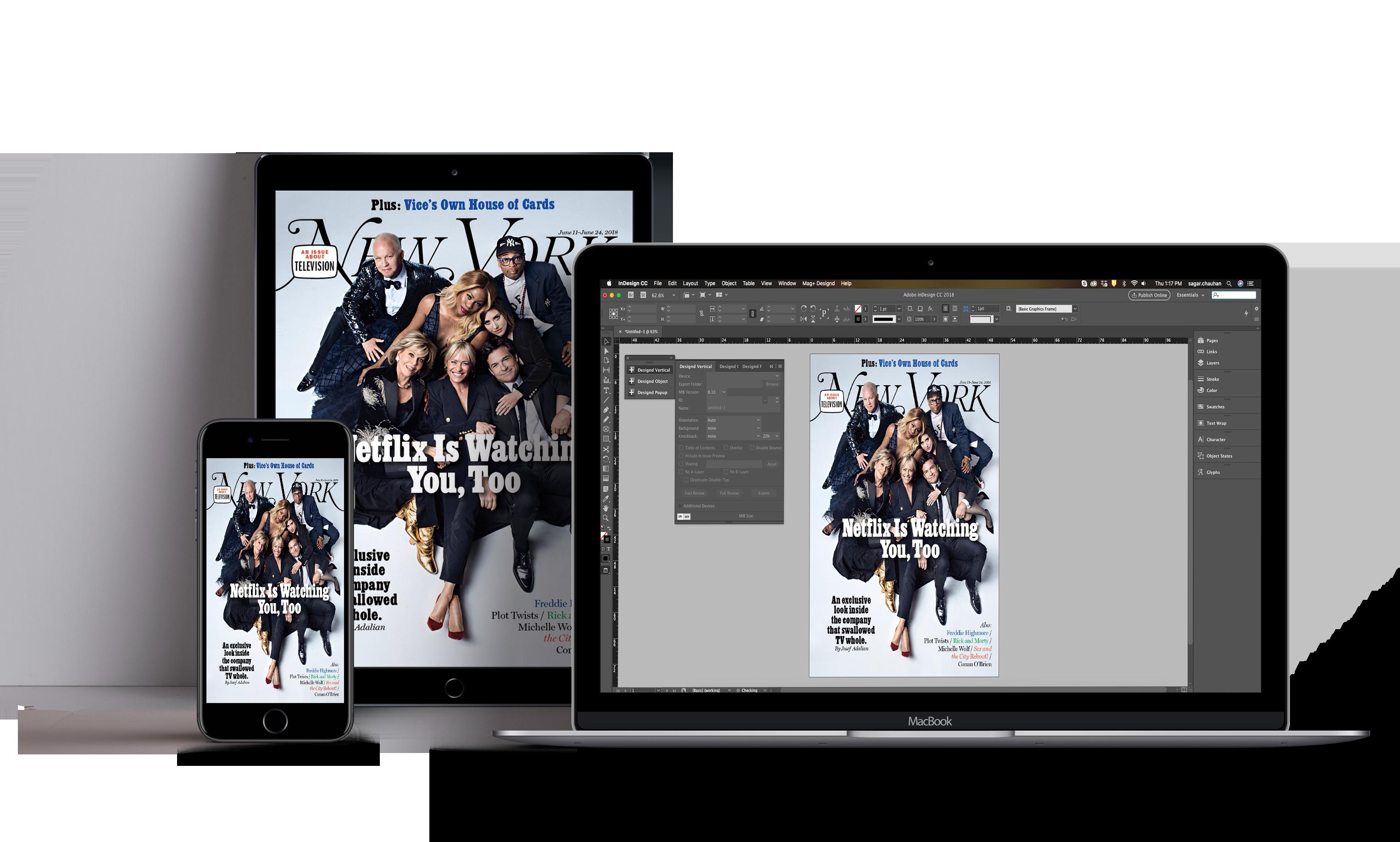 Magazine Publishing Software